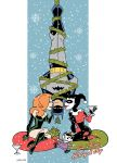 A Harley and Ivy Holiday by BillWalko