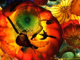 Chihuly glass by Mako666