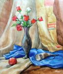 roses with apple by ideaday