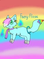 FaeryFloss sparklesona by snivy-fan