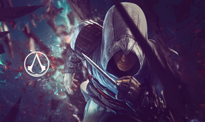Assassins Creed by RagingMarshmellow