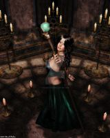 Spell Caster by kissmypixels