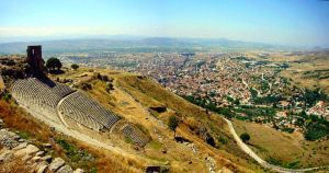 Pergamon by eongun