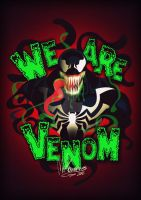 Venom by Mr Korneforos by MrKorneforos
