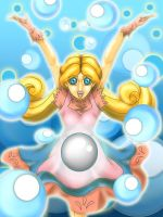 bubble madeline by MythGaia