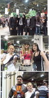 Comic Expo 2011 by Super-Cute