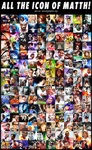 ALL THE ICON OF MATTH by mattH27