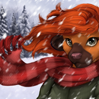 Let It Snow by ClemiKinkajou