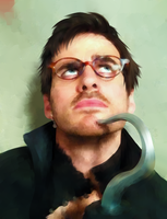 Captain Hook Paintover by PrinceOfPink