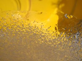 bubbles in my yellow? by pooka7