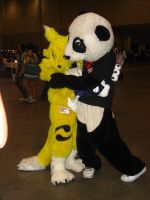 Fuzzy Love ::Cosplay:: by CelticMagician
