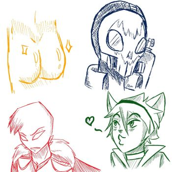 4/13/2014 Join.me Sketches by STsketch