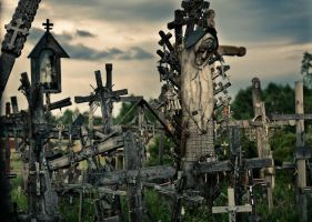 The Hill of Crosses-3 by AlyonaMyalova