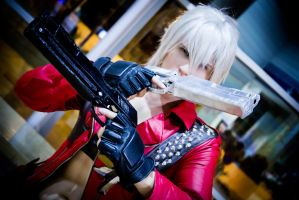 Devil May Cry 3 - Dante by Hikari-Kanda