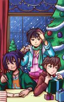 SS: Only Three Wishes This Christmas by Snow-the-Wanderer