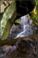Roughting Linn Waterfall 3 by newcastlemale