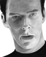 'Everything' John Harrison / Benedict Cumberbatch by cfischer83