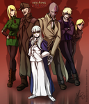 The Oblivion Organization by RobertFiddler