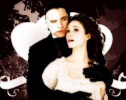 Phantom of The Opera by angelsangelicangel