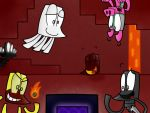Welcome to the Nether! by TheDrawingDino123