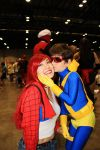 Cyclops Mj Kiss By Danny Hunter by ComicChic19