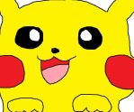 pikachu is ready for its close- up by PokemonArteest