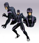 Jet Man Costume Design: Colors by OneshotMiracle