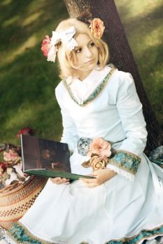 hetalia: France by Amapolchen