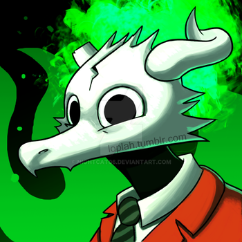 Profile picture commission by Nightcat06