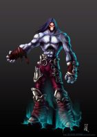 Darksiders 2 Death by JoseDaniel-Blitz