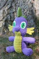 Spikey-Wikey #2 by MilesofCrochet
