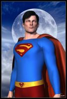 Superman by celticarchie
