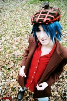 GoRiLLaZ Cosplay 2D Demon Days by Murdoc-lein