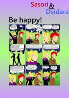 Be happy - Sasodei by Pany-chaan