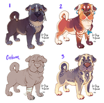 SharPei Adopts- CLOSED by Colonels-Corner