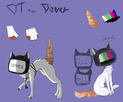 DT for Dover by ShadowFlameDemon