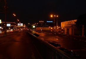 Night Moscow 1 by 31december1975