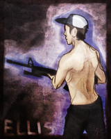 L4D2 - .Ellis... by SuperKusoKao