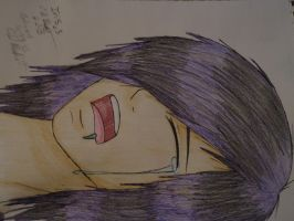 Crying Iris by 6-9Changeling