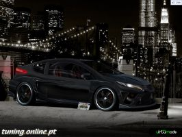 Opel Ampera Black Edition by asoares