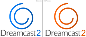 Dreamcast 2 --- Logo Idea --Dreamcast successor-- by kevboard