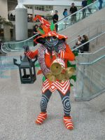 Twilight Skull Kid at Comikaze Expo 2012 by SoraSkater