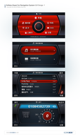 Kupai Car Navigation System by iconsbox
