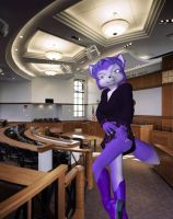 Mesmer Modeling - Sexy Lawyer by Rachidna
