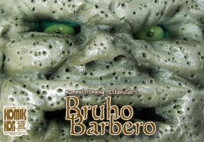 Bruho Barbero Indie Comics by Dinuguan