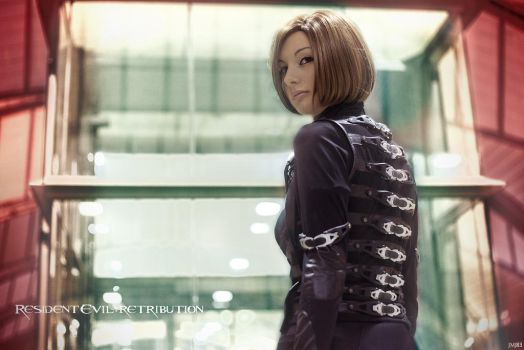 Alice - Resident Evil Retribution no.2 by JMJ83