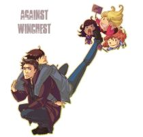 against winchest by XMenouX