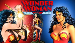 Wonder Woman by Brian Bolland by Superman8193