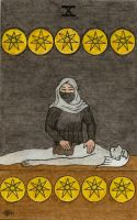 Pentacles 10 by Fernoll