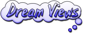 Dream Views Logo by Lomebririon